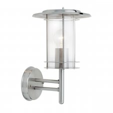 Endon York 1 Light Wall Light IP44 60W 4478182