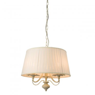Endon Chester 3 Light Pendant 40W 60770