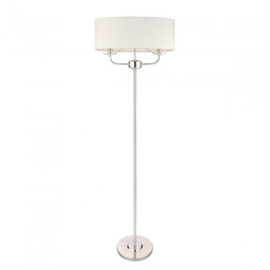 Endon Nixon 2 Light Floor Light 40W 60803