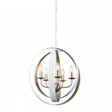 Endon Toro 5 Light Pendant 40W 61067