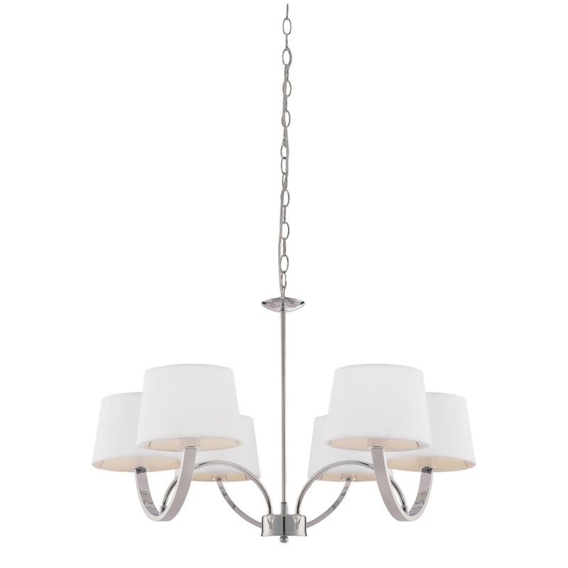 Endon macy 6 light pendant 40w 61709