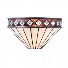 Interiors 1900 Fargo Wall Light 40W 64149