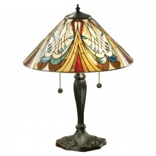 Interiors 1900 Hector Medium Table Lamp 60W 64163