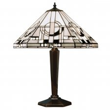 Interiors 1900 Metropolitan Medium Table Lamp 60W 64263