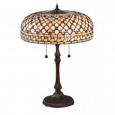 Interiors 1900 Mille Feux Large Table Lamp 60W 64279