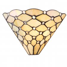 Interiors 1900 Pearl Wall Light 40W 64302