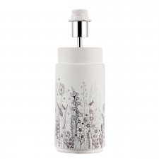 Endon Wild Meadow Base Only Table Lamp 60W 69959