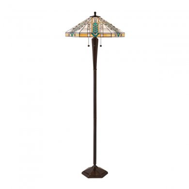 Interiors 1900 Lloyd Floor Lamp 60W 70667