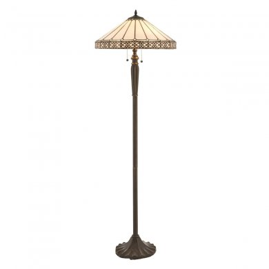 Interiors 1900 Boleyn Floor Lamp 60W 74325