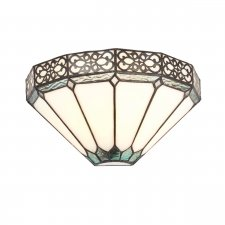Interiors 1900 Boleyn Wall Light 40W 74333