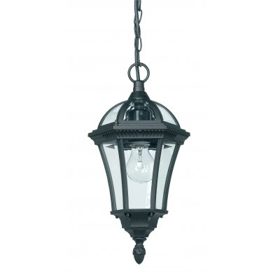 Endon Drayton 1 Light Pendant IP44 60W YG-3503