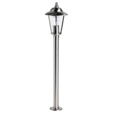 Endon Klien Bollard Light IP44 60W YG-864-SS